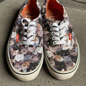 Cat vans